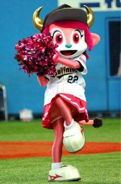 バファローベル 画像 : なんじぇいスタジアム@なんJまとめ Kawaii, Cosplay, Baseball, Fictional Characters, Costumes, Fantasy Characters