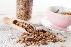 granola czekoladowa przepis