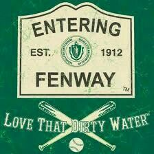 Love that Dirty Water Boston Sports, Boston Red Sox, Red Sox Nation, Red Sox Baseball, Boston Strong, Go Red, Fenway Park, Home Team, Oakland Athletics