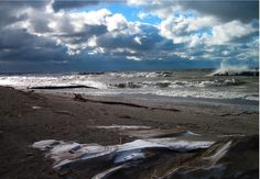 Taken in February '12 at Presque Isle, Erie, PA