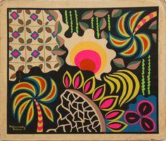 Kennedy Bahia Litografia. 41x34 cm.