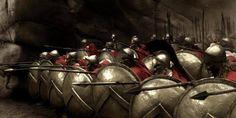 Σπαρτιάτες: Ο γενναιότερος στρατός που γνώρισε η ιστορία