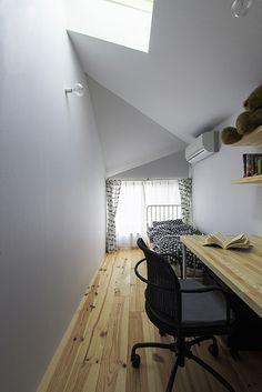 こんな個性的なカタチに!デザイン住宅.狭小住宅 大阪.兵庫.京都 一級建築士事務所 Coo Planning