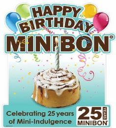 Coupon, 1 Free Minibon at Cinnabon Canada