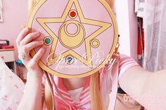 Super Cute Sailor Moon Transformation Bag Shoulder Bag  {Free Ship} SP130169