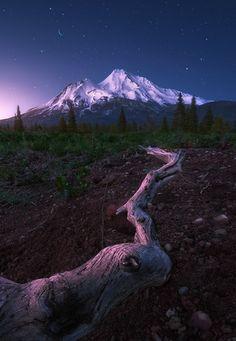 Mt. Shasta California US    Victor Carreiro Say Yes To Adventure