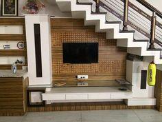 Tv Cabinet Design, Tv Wall Design, Foyer Design, Tv Unit Furniture Design, Bedroom Furniture Design, Modern Tv Wall Units, Modern Wall, Wall Mounted Tv Unit, Lcd Panel Design