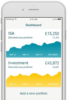 Start your MoneyFarm ISA or General Investment Account today and receive a fully managed investment portfolio for surprisingly low fees.