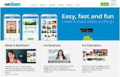 Kam se kouknete tam je video! WeVideo přináší možnost editovat a sdílet video online! Education, Reading, Business, Books, Fun, Livros, Fin Fun, Libros, Word Reading