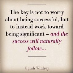 Oprah Winfrey Words Quotes, Wise Words, Me Quotes, Motivational Quotes, Sayings, Oprah Quotes, Positive Quotes, Girly Quotes, Famous Quotes