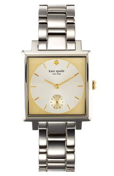 kate spade new york square bracelet watch   Nordstrom