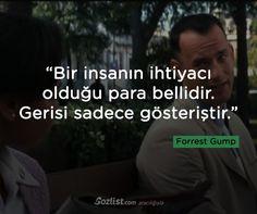 #forrest #gump #replikleri #dizi #film #replikleri #sözleri #anlamlı