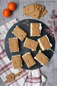 Spekulatius-Mandarinen-Schnitten | Rezept | Backen | Weihnachten | Kuchen Cornbread, Tiramisu, Food And Drink, Sweets, Cookies, Ethnic Recipes, Desserts, Advent, Food