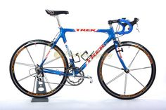 Premium Cycling - Steel and collectible vintage bikes, parts and clothing Trek Bikes, Cycling Bikes, Mountain Bicycle, Mountain Biking, Cross Country Trip, Bicycle Art, Art And Technology, Classic Bikes, Bicycle Accessories