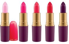 MAC Nutcracker Sweet Holiday 2016 Colour Collection, got the middle one, Saucey Little Darling, love it!