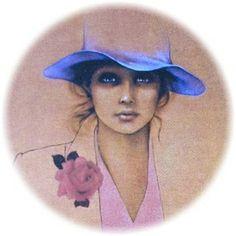Sara Moon - Bijan D. calendar 1991 (Christian?)