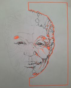 Drawing of Madiba made with water from the Zambeze River, in Zimbabwe. He's part of the Water Is Life Project, people from all around the world send me water. I paint with them, on paper or steel. Every time I sell a piece of art, I give back money to an animal protection association. Please send PM for prices christophe-monteil.com Animal Protection, Zimbabwe, Contemporary Art, Art Pieces, Sketches, River, Money, Steel, Drawings