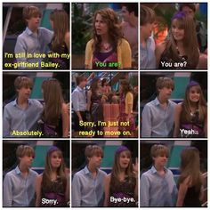 Bailey is so funny in this scene!😂 It's so sad right after this tho, When he tells her he was just faking it to get rid of Willa!😭 Suite Life on Deck Bailey and Cody Frozen Theory, Sweet Life On Deck, Old Disney Tv Shows, Zack E Cody, New Television, Nickelodeon Cartoons, Suite Life, Phineas And Ferb, Funny Disney