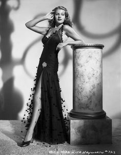 9001d27bcec Rita Hayworth in a publicity photo for You ll Never Get Rich
