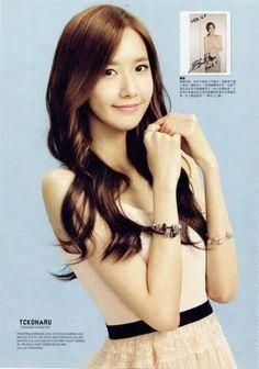 """Yoona for """"Milk Magazine!"""" #yoona #deeryoona #snsd #girlsgeneration #newrevolution"""