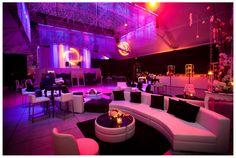 Black and White Lounge Wedding Reception Design, Wedding Lounge, Lounge Design, Lounge Decor, Lounge Party, Lounge Club, Nightclub Design, White Lounge, Bar Interior Design