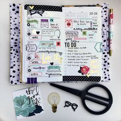 Love this idea for using Midori for daily planning!