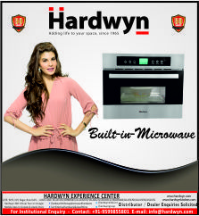 BUILT- IN MICROWAVE OVENS