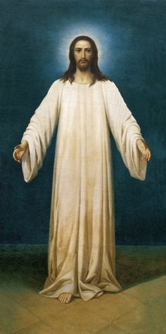 Jesús Resucitado)