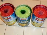 Pineapple Jell-O Rings ~ are always a big hit and they are really easy to make!