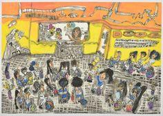 Medaile škole za kolekci malby a kresby: Yeung Lynette (9 let), Simply Art, Hong Kong, Čína Hong Kong, Comic Books, Comics, Cover, Asia, Cartoons, Cartoons, Comic, Comic Book