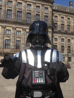 Dop Vader: Zwerfie Dop, I'm your father!