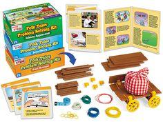 Folk Tales Problem Solving STEM Kits