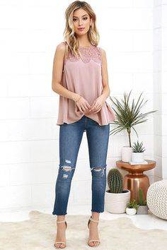 Blouses, tanks and tunics, oh my! Lulus is your one-stop shop for the hottest juniors shirts and jackets of the season.