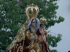 Virgen de la Candelaria. Procesión de la Patrona de Colmenar. Todos los años, el primer domingo de febrero.