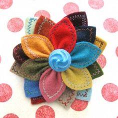 .flores multicolores