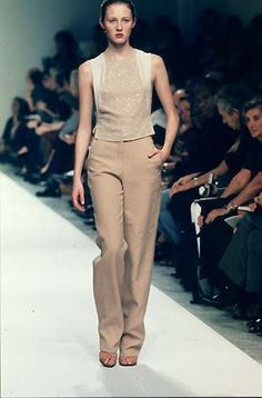 90s Narciso Rodriguez - Ready-to-Wear - Runway Collection - WomenSpring / Summer 1998