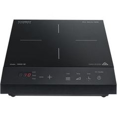 Cook meals wherever you roam with the portable Caso Pro Menu Single Induction Burner. Designed for induction cookware, this burner boasts a cool-touch cooking surface, precision cooking with SmartControl, and up 1400 watts of cooking power. Hot Pot, Cook Top Stove, Induction Heating, Induction Cookware, Safety Switch, New Homeowner, Food Preparation, No Cook Meals, Cleaning Wipes