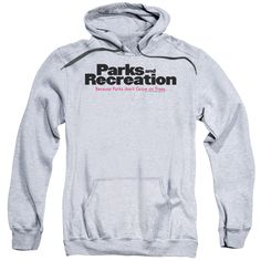Parks & Recreation: Logo Hoodie