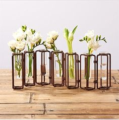 Twos Company Tozai Home Small Hinged Flower Vase with Rustic Finish *** Find out more about the great product at the image link.