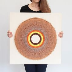 Mandala energie a vitality 60 x 60 Mandala, Tapestry, Home Decor, Hanging Tapestry, Tapestries, Decoration Home, Room Decor, Mandalas, Wall Rugs