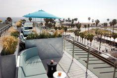 High at Hotel Erwin, Venice Beach, CA