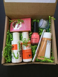 The Better Beauty Box Subscription Box Review - May 2016 - Check out my review of the May 2016 The Better Beauty Box Subscription Box for teens!