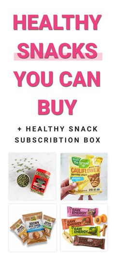 I know snacking has been a bad word for so long. The perception that all snacks are unhealthy is completely wrong, and I've done so many articles so far to prove that wrong. Now there are healthy options out there, however not everyone has the time to prep or cook. So, today I'm giving you a list of my favorite healthy snacks to buy. Plus, I'm introducing you to my recent favorite healthy snack subscription box – Fit Snack. Snacking can be a completely healthy habit if you do it right!