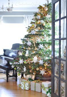 O Christmas Tree + Capturing Bokeh - Centsational Girl