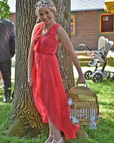 Šaty na kamarádčinu svatbu :)  #Dress