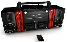 Nakamichi Dragon Boombox Concept | stereo2go