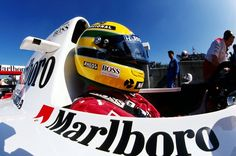 f1pictures:  Ayrton Senna  1991