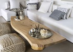 Errikos Kohls Premium Rental Services is a specialised agency based on the island of Paros that offers a variety of premium properties. Living Area, Living Room, Beautiful Homes, Villa, Relax, Interior Design, Table, Kohls, Furniture