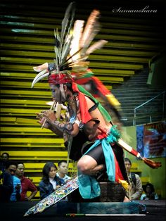 Mandau Dance