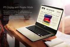 LG Mulai Pasarkan Notebook Tipisnya: LG Gram di US
